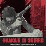 Cover CD Colonna sonora Sangue di sbirro