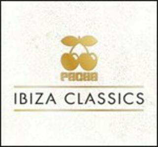 Pacha Ibiza Classics - CD Audio