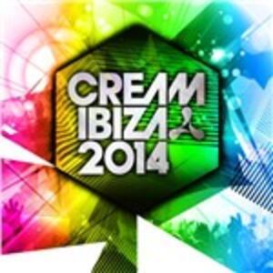 Cream Ibiza 2014 - CD Audio