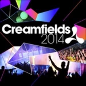 Creamfields 2014 - CD Audio