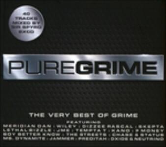 Pure Grime - CD Audio