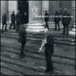 Organum - CD Audio di Giorgio Li Calzi