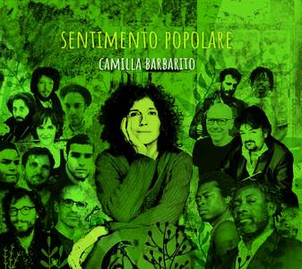 Sentimento popolare - CD Audio di Camilla Barbarito