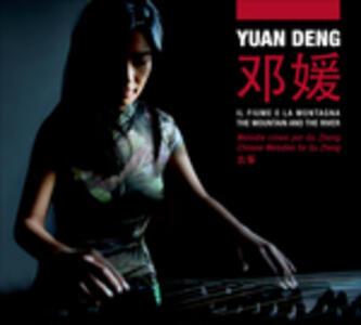 Il fiume e la montagna - CD Audio di Yuan Deng