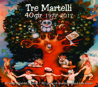 40 Gir 1977-2017 - CD Audio di Tre Martelli
