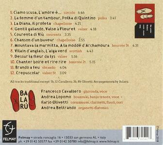 Gravure - CD Audio di Balarù - 2
