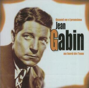 Quand on spromene - CD Audio di Jean Gabin