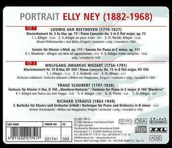 Portrait - CD Audio di Elly Ney - 2