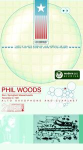 Anything Goes - CD Audio di Phil Woods