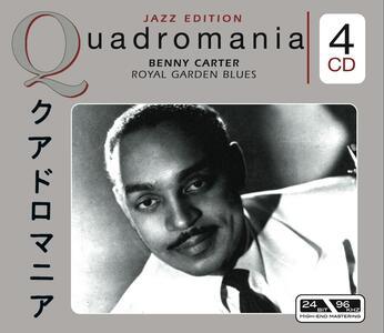 Benny Carter - CD Audio di Benny Carter