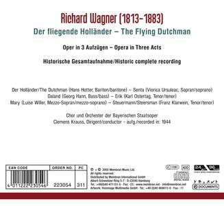 L'olandese volante (Der Fliegende Holländer) - CD Audio di Richard Wagner - 2