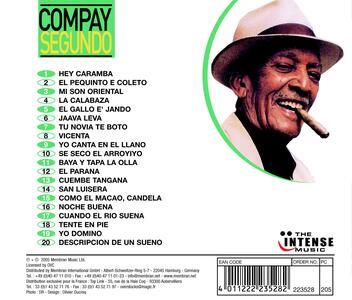 Hey Caramba - CD Audio di Compay Segundo - 2