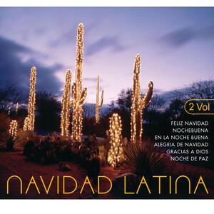 Navidad Latina - CD Audio