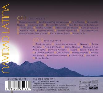 Navidad Latina - CD Audio - 2