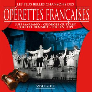 Les grandes operettes vol.2 - CD Audio