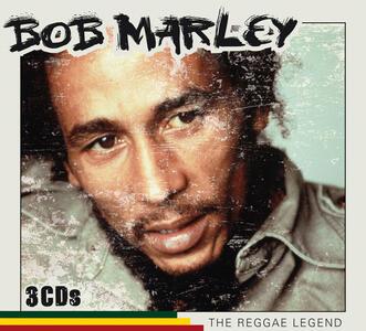 The Reggae Legend - CD Audio di Bob Marley