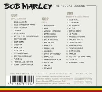 The Reggae Legend - CD Audio di Bob Marley - 2