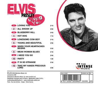 Loving You - CD Audio di Elvis Presley - 2