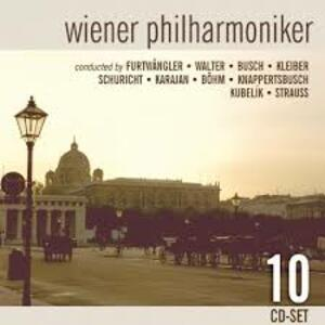 Wiener Philharmoniker - CD Audio di Wiener Philharmoniker