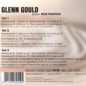 Glenn Gould Plays Beethoven - CD Audio di Ludwig van Beethoven,Glenn Gould - 2