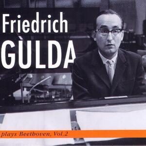 Gulda Plays Beethoven vol.2 - CD Audio di Ludwig van Beethoven,Friedrich Gulda