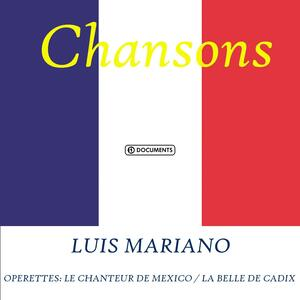 Le Chanteur de Mexico - CD Audio di Luis Mariano