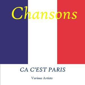 Paris mon amour - CD Audio