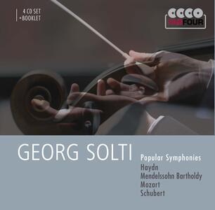 Popular Symphonies - CD Audio di Georg Solti