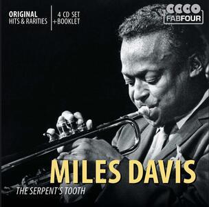 The Serpents Tooth - CD Audio di Miles Davis