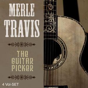 The Guitar Picker - CD Audio di Merle Travis