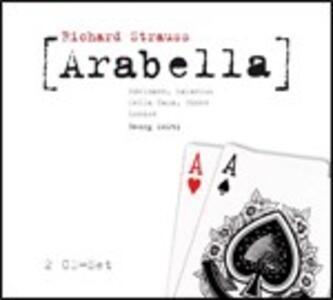 Arabella - CD Audio di Richard Strauss,Georg Solti,Lisa Della Casa,Otto Edelmann,Wiener Philharmoniker