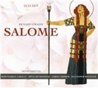 Salome - CD Audio di Montserrat Caballé,Richard Strauss,Silvio Varviso