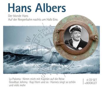 Der Blonde Hand. Auf Der - CD Audio di Hans Albers