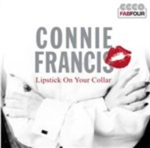 Lipstick Your Collar - CD Audio di Connie Francis