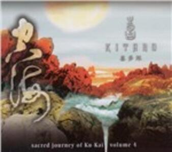 Sacred Journey of Kukai 4 - CD Audio di Kitaro