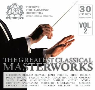The Greatest Classical Masterworks - CD Audio di Royal Philharmonic Orchestra