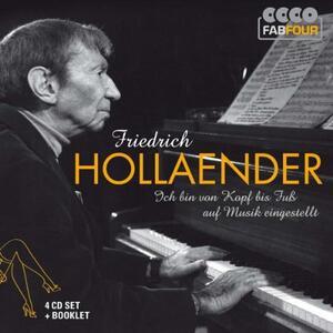 Ich Bin Von Kopf Bis Fuß auf Musik Eingestellt - CD Audio di Friedrich Holländer