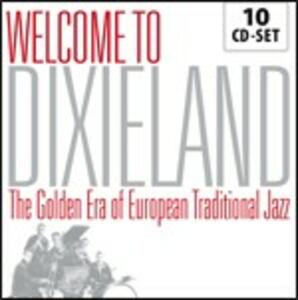 Welcome to Dixieland - CD Audio