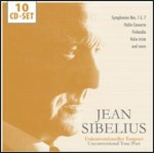 Sinfonie - Poemi sinfonici - CD Audio di Jean Sibelius
