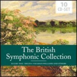 The British Symphonic Collection - CD Audio
