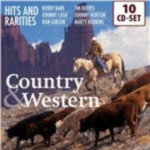 Country & Western - CD Audio