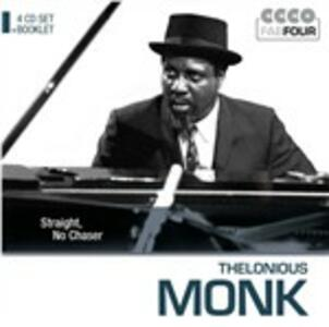 Straight, No Chaser - CD Audio di Thelonious Monk