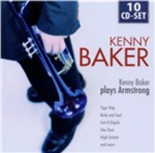 Kenny Baker Plays Armstro - CD Audio di Kenny Baker