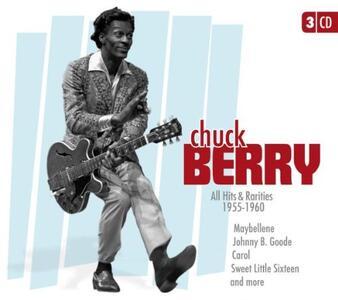 All the Hits & Rarities - CD Audio di Chuck Berry