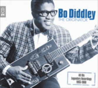 Originator - CD Audio di Bo Diddley