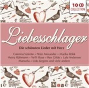 Liebesschlager - CD Audio