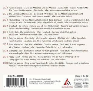 Liebesschlager - CD Audio - 2