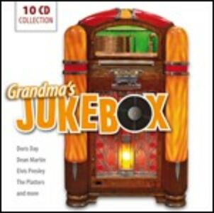 Grandma's Jukebox - CD Audio