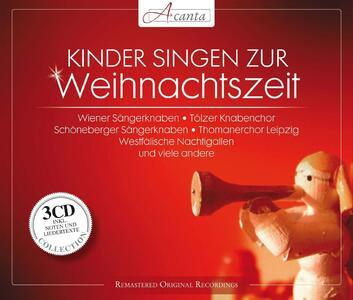 Canzoni natalizie per bambini - CD Audio