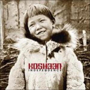 Independence - CD Audio di Kosheen
